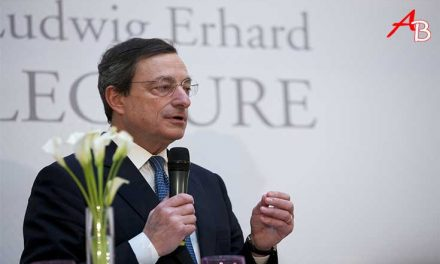 La risposta di Mario Draghi alle accuse di Trump