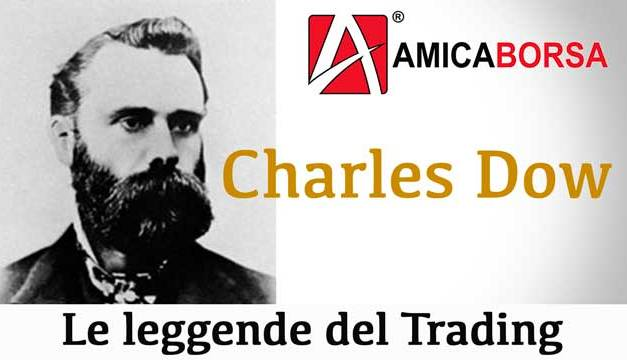 Le leggende del trading | Charles Dow