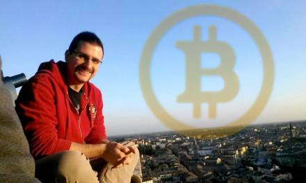 Bitcoin pompa – Michele Zillo all'opera
