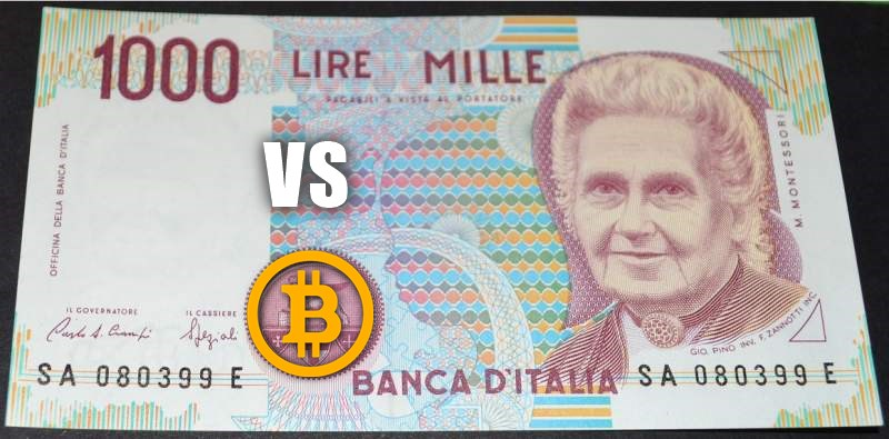 Ivy Crypto of the Week – Lira Italiana