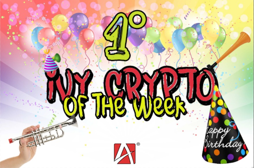 Un anno di Ivy Crypto of the Week